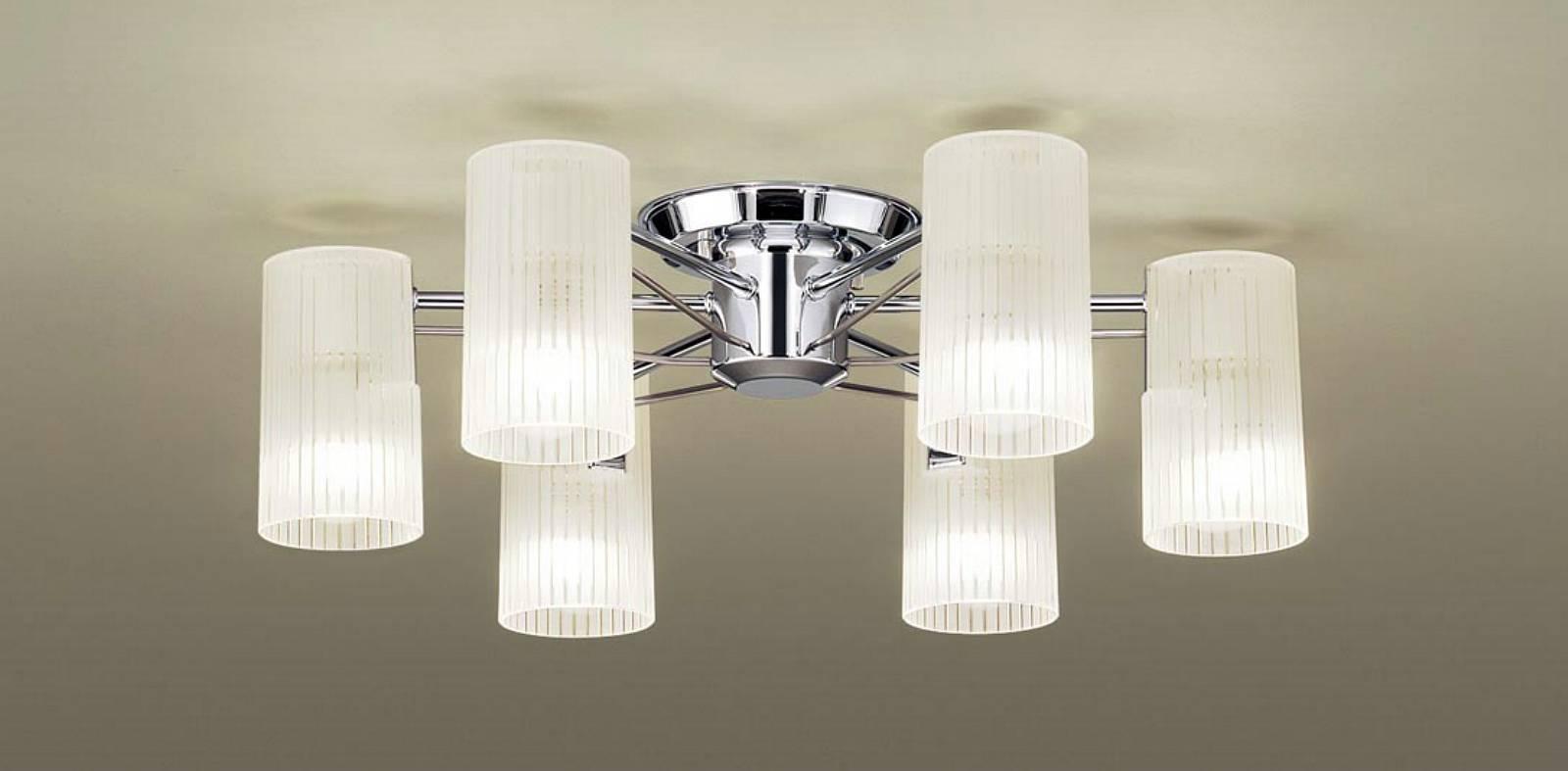 N区分 パナソニック LGB57650K シャンデリア ~6畳 LED【setsuden_led】