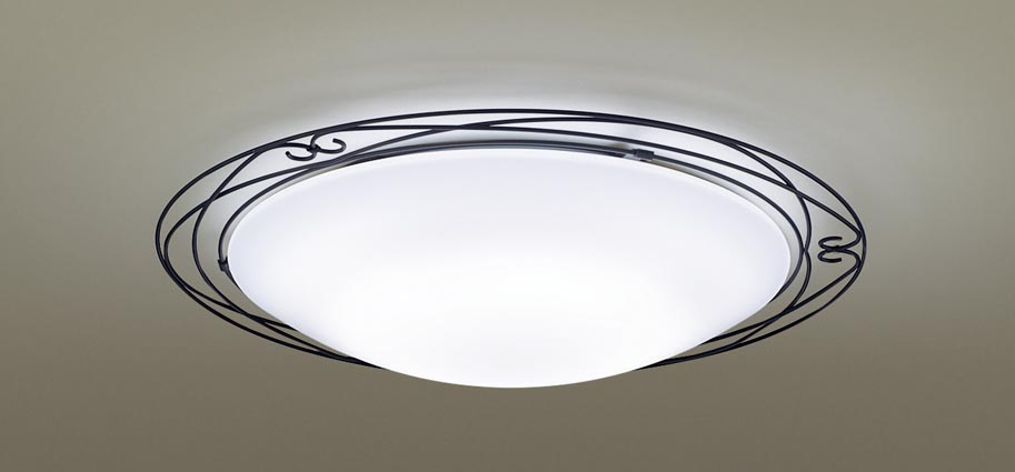 N区分 パナソニック LGBZ3575 シーリングライト リモコン付 ~12畳 LED【setsuden_led】