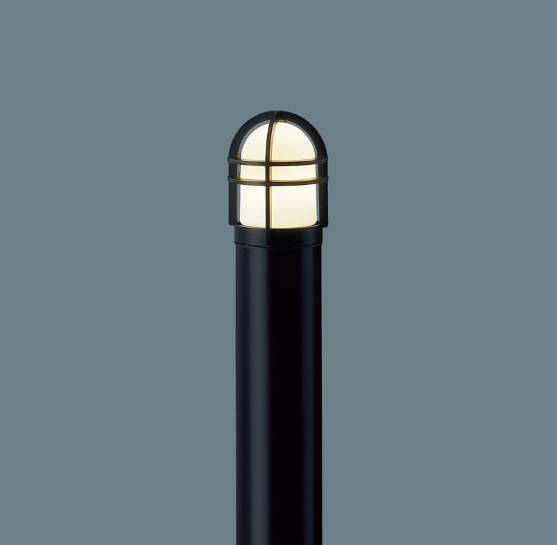 T区分 パナソニック XLGE552HK (LGW45552K+HK25051K) 屋外灯 ポールライト 自動点灯無し 畳数設定無し LED【setsuden_led】