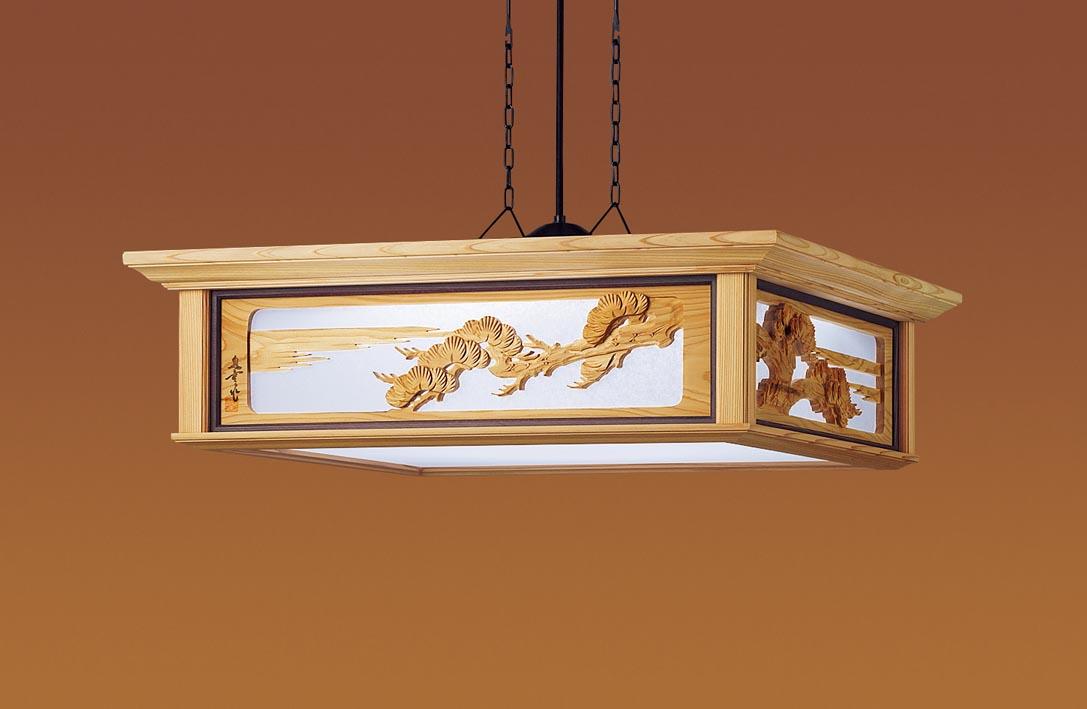 受注生産品 N区分 パナソニック LGBZ7215 ペンダント リモコン付 ~10畳 LED【setsuden_led】