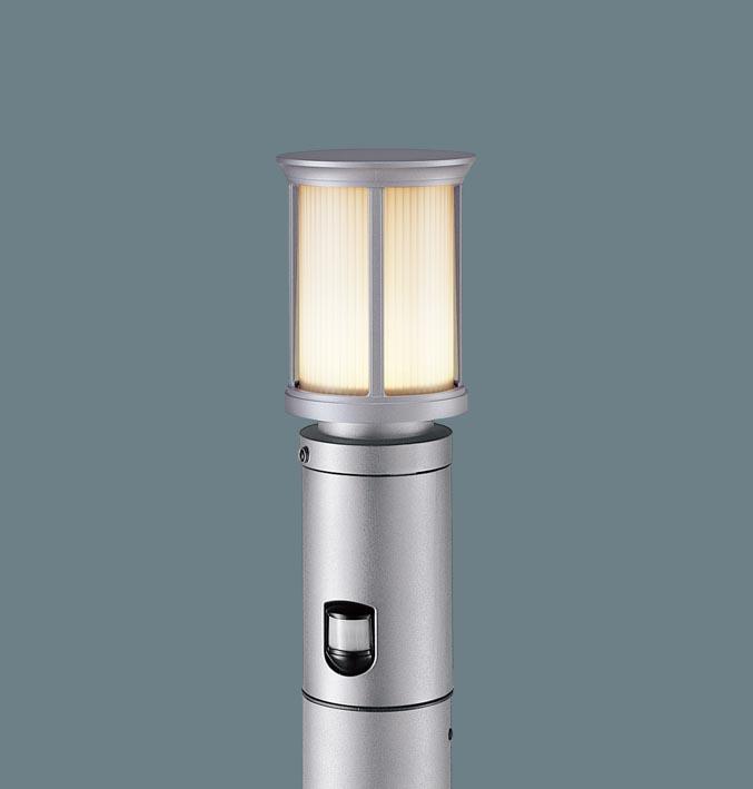 T区分 パナソニック XLGEC510HF (LGWC45510F+HK25054Z) 屋外灯 ポールライト ケーブル別売 人感センサー 畳数設定無し LED【setsuden_led】