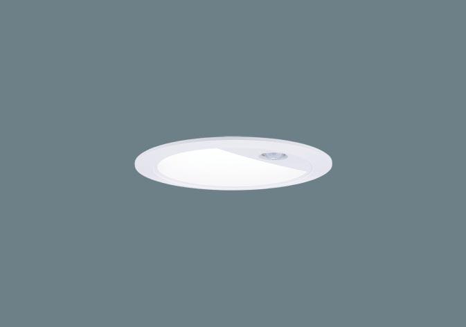 N区分 パナソニック施設照明 XND1534WWLE9 (NNS20321W+NNK15004NLE9) ダウンライト 一般形 形式設定無し 埋込穴φ100 人感センサー 畳数設定無し LED 【setsuden_led】