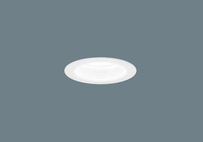 N区分 パナソニック施設照明 XND2000WNLJ9 (NDN27000W+NNK20010NLJ9) ダウンライト 一般形 形式設定無し 埋込穴φ75 自動点灯無し 畳数設定無し LED 【setsuden_led】