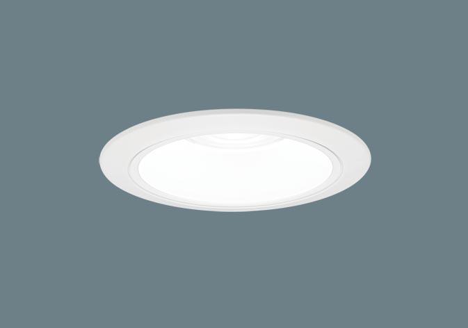 N区分 パナソニック施設照明 XND5551WVLZ9 (NDN66537W+NNK55001NLZ9) ダウンライト 一般形 形式設定無し 埋込穴φ125 自動点灯無し 畳数設定無し LED 【setsuden_led】