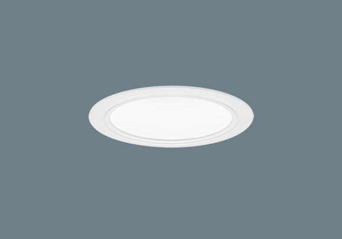 N区分 パナソニック施設照明 XND5553WLLZ9 (NDN66548W+NNK55001NLZ9) ダウンライト 一般形 形式設定無し 埋込穴φ125 自動点灯無し 畳数設定無し LED 【setsuden_led】