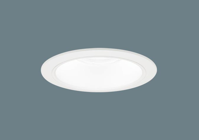 N区分 パナソニック施設照明 XND5561WVLZ9 (NDN66637W+NNK55001NLZ9) ダウンライト 一般形 形式設定無し 埋込穴φ150 自動点灯無し 畳数設定無し LED 【setsuden_led】