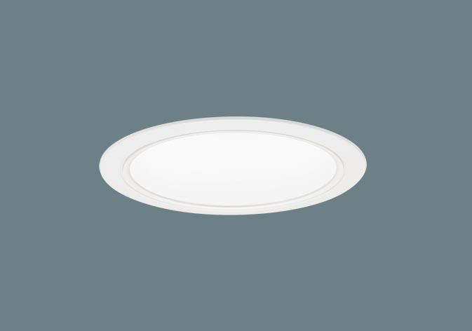 N区分 パナソニック施設照明 XND5563WNLZ9 (NDN66645W+NNK55001NLZ9) ダウンライト 一般形 形式設定無し 埋込穴φ150 自動点灯無し 畳数設定無し LED 【setsuden_led】