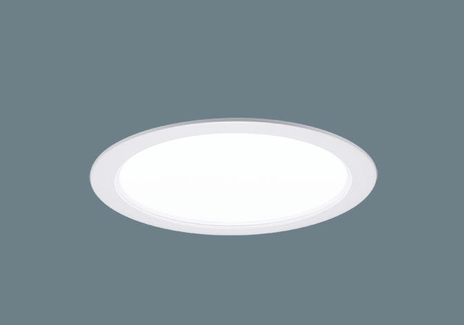 N区分 パナソニック施設照明 XNDN3551WVLZ9 (NDN46862W+NNK35001NLZ9) ダウンライト 一般形 形式設定無し 埋込穴φ200 自動点灯無し 畳数設定無し LED 【setsuden_led】