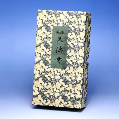 焼香 ◆御焼香 五種香 天徳香 500g 紙箱入◆玉初堂 GYOKUSHODO 日本製【焼香】