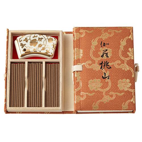 향 ◆ 운 카라 모모 야 마 스틱 36 개입 ◆ 일본 Nippon 香堂 Kodo 일본 업체