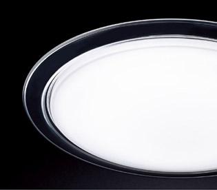 パナソニック天井直付形 調光・調色LEDシーリングライト(14畳用)LGBZ4476