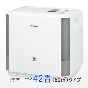 【在庫あります】パナソニック(Panasonic)ヒーターレス気化式加湿器 FE-KXF15-W(ホワイト)木造~25畳、プレハブ洋室~42畳用【送料無料】