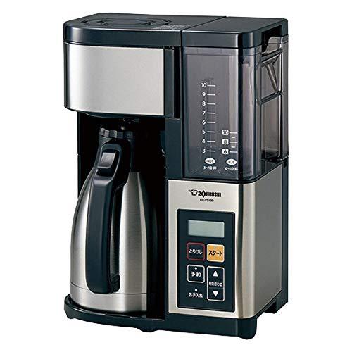 象印 ZOJIRUSHI EC-YS100 珈琲通 大容量タイプ コーヒーメーカー コーヒーマシン coffee machine