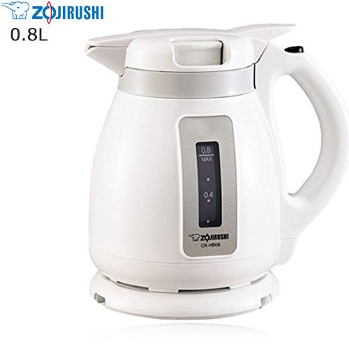 象印 ZOJIRUSHI 電気ケトル 0.8L CK-HB08-WA Electric kettle