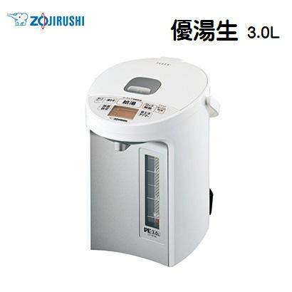 象印/ZOJIRUSHI 3.0L マイコン沸とうVE 電気まほうびん 優湯生(ゆうとうせい) まほうびん 魔法ビン