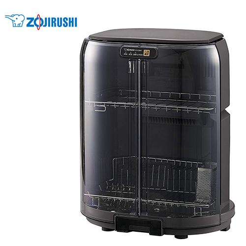 象印 ZOJIRUSHI EY-GB50-HA 食器乾燥機 食器乾燥器 縦型 コンパクト グレー Dish Dryer