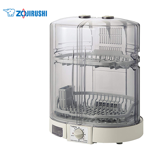象印 ZOJIRUSHI EY-KB50 食器乾燥機 食器乾燥器 標準食器5人分 たて型 省スペース Dish Dryer【送料無料※沖縄除く】