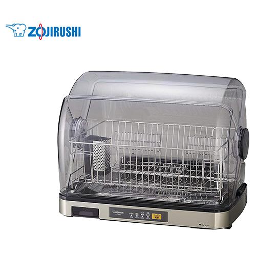 象印 ZOJIRUSHI 食器乾燥機 コンパクト 食器乾燥器 EY-SB60 ドーム型 6人分 Dish Dryer