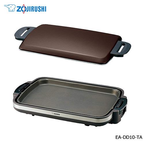 象印 ZOJIRUSHI EA-DD10-TA ホットプレート やきやき 焼肉 鉄板焼き たこ焼き お好み焼き 広島焼 Hot plate