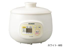 象印 ZOJIRUSHI おかゆメーカー EG-DA02-WB