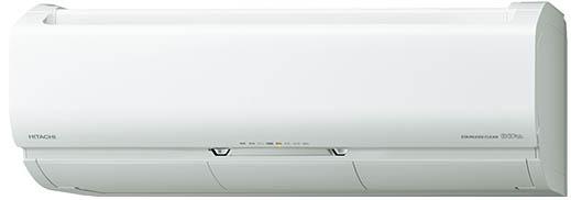 日立 ルームエアコン(10畳用) RAS-XJ28K-W