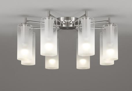 OC257111PC 光色切替・調光シャンデリア (~10畳) LED(電球色+昼白色) オーデリック(ODX) 照明器具