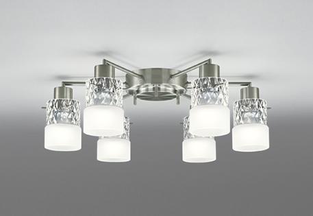 OC005013PC 光色切替・調光シャンデリア (~10畳) LED(電球色+昼白色) オーデリック 照明器具