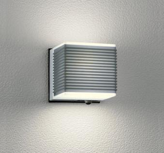 OG041724LC1 人感センサ付防雨型ブラケット (白熱灯40W相当) LED(電球色) オーデリック 照明器具
