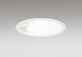 OD361205 オーデリック 照明器具 人感センサ付軒下ダウンライト φ150 昼白色 [再販ご予約限定送料無料] ODX LED ショッピング 白熱灯100Wクラス