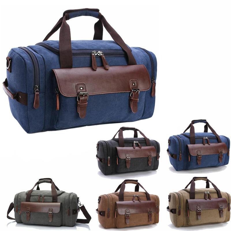 ボストンバッグ 旅行鞄かばん 大容量 上質キャンバス 帆布 ズック 供え メンズ 高級な 底防滑ゴム付き 4日3泊 ショルダー付き 2WAY 出張 旅行