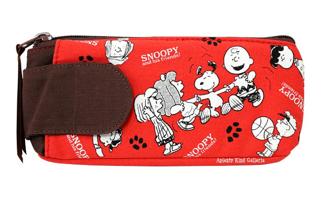 1b9502fa0c47 Ctswa   Snoopy Pocket Carle B stationery series 502 SQB put   pencil case    back to school   enrollment of preparation   life   makeup tools and ...