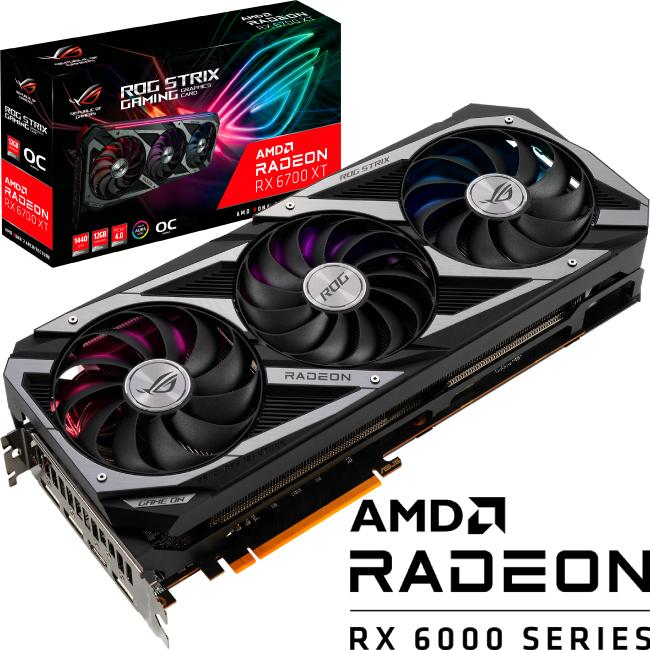 春夏新作モデル 【新品】 ASUS RX ROG-STRIX-RX6700XT-O12G-GAMING 12GB GDDR6 AMD Radeon RX 6700XT 搭載 6700XT 搭載 グラフィックカード グラボ オーバークロック OC モデル トリプルファンクーラー, クラッセドゥクラッセ:37f2e5c1 --- svapezinok.sk