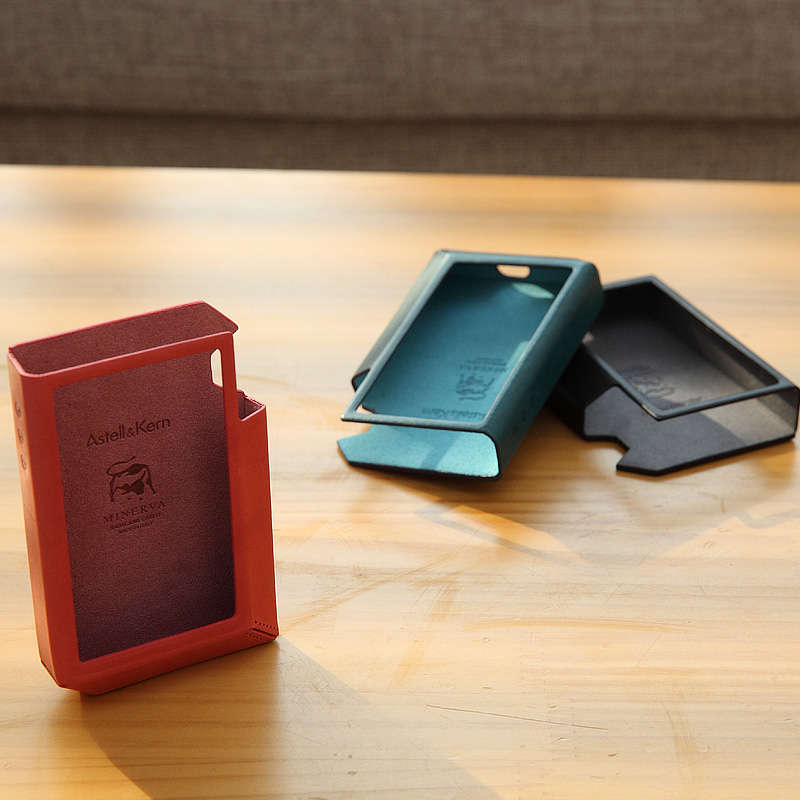 Astell &Kern AK240 Italian leather case