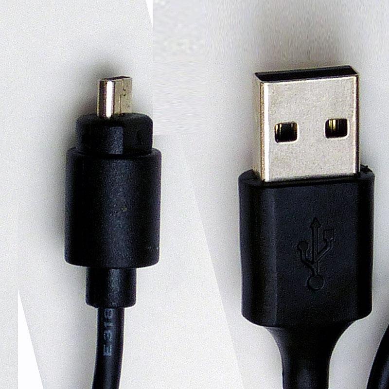 便于与Astell&Kern个人电脑的连接的AK10专用的USB电缆1m IRV-AK10-USB-CABLE-BULK(散装、简易的组件)