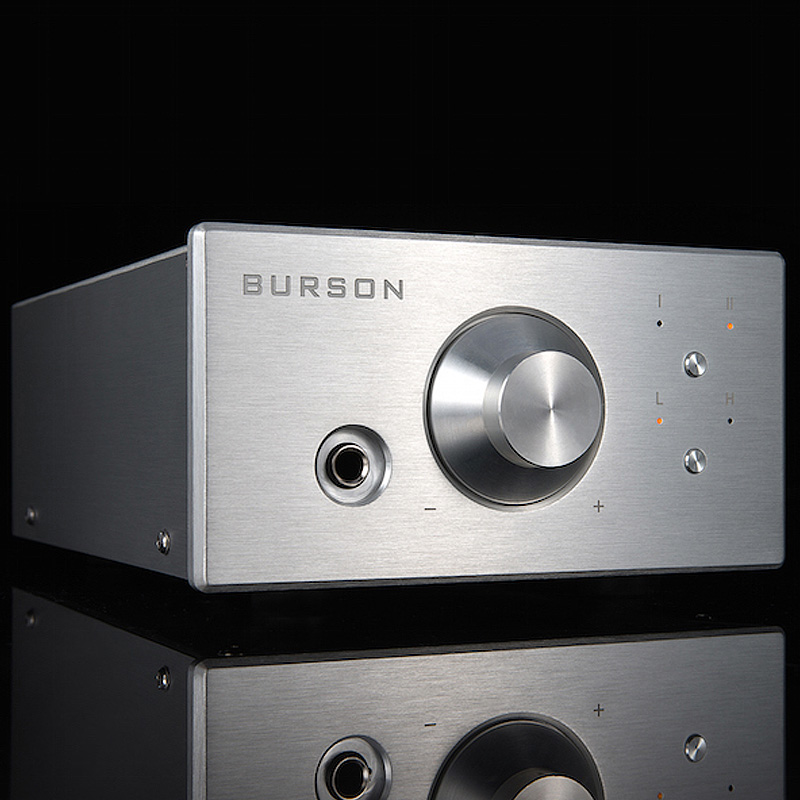 BURSON AUDIO Soloist SL MK2 [ヘッドフォンアンプ バーソンオーディオ ソロイスト SL MK2]