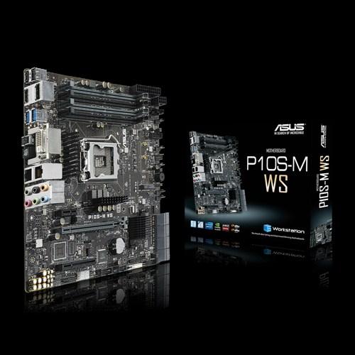ASUS エイスース マザーボード P10S-M WS [LGA1151 C236]
