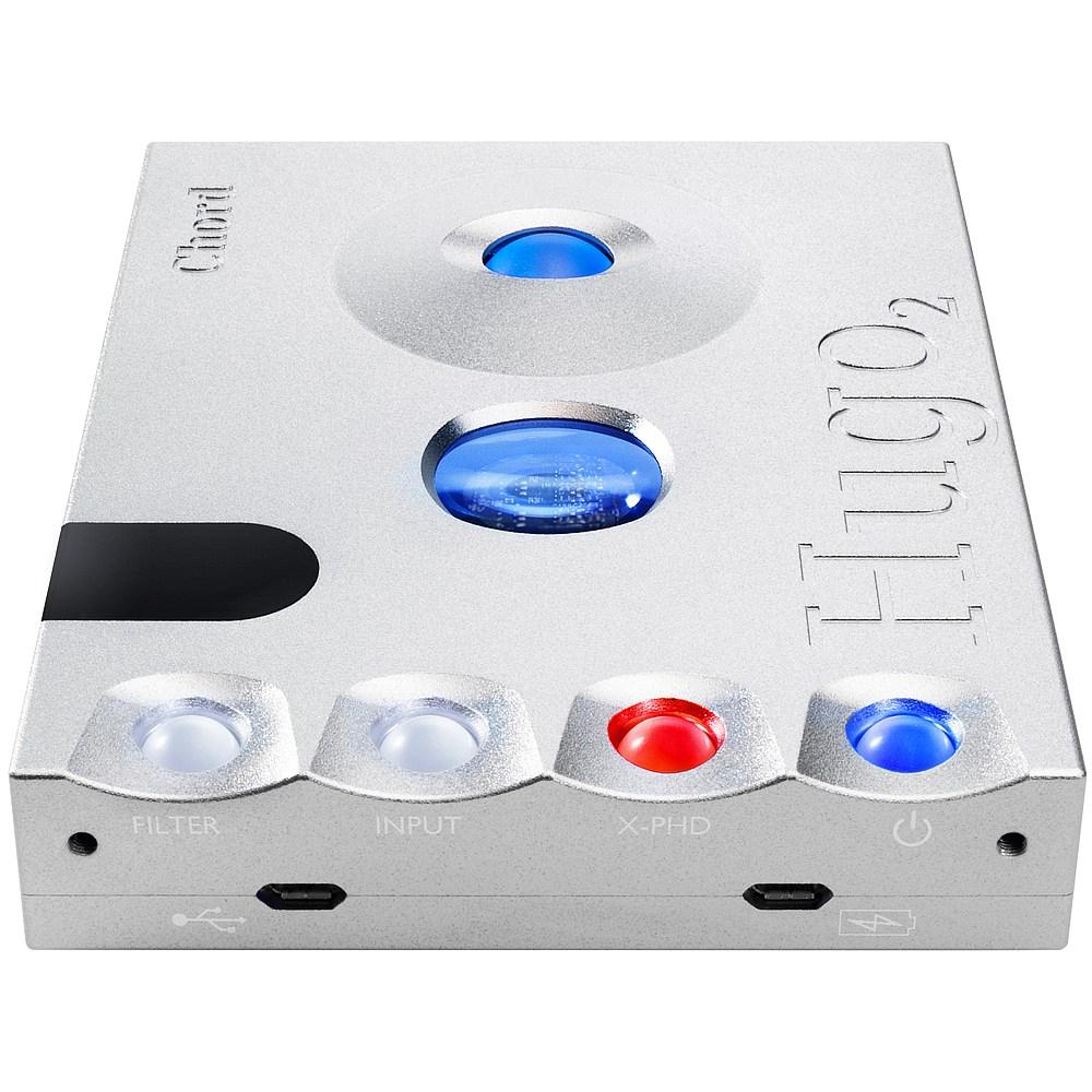CHORD Electronics Hugo 2 Silver [HUGO2-SLV]