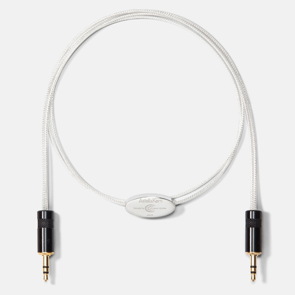 Astell&Kern Crystal Cable 3.5mm to 3.5mm 65cm [PEF13-AK-3.5TO3.5-CABLE]