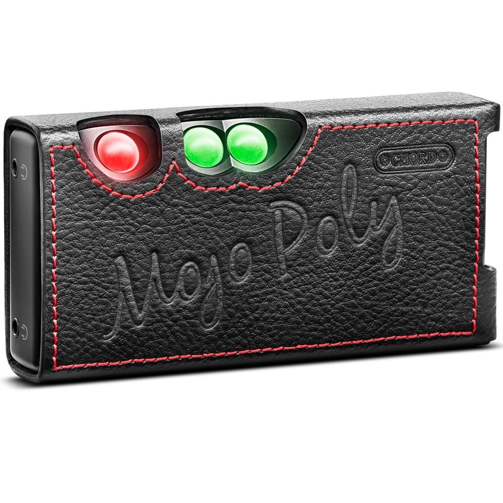 CHORD Electronics Mojo + Poly用 純正レザーケース [CHORD Mojo Poly Case V]
