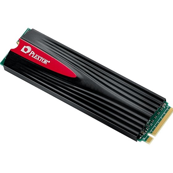PLEXTOR プレクスター M.2 NVMe ヒートシンク付き SSD M9PeGシリーズ 512GB [PX-512M9PeG]