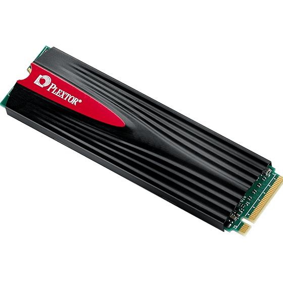 PLEXTOR プレクスター M.2 NVMe ヒートシンク付き SSD M9PeGシリーズ 1TB [PX-1TM9PeG]