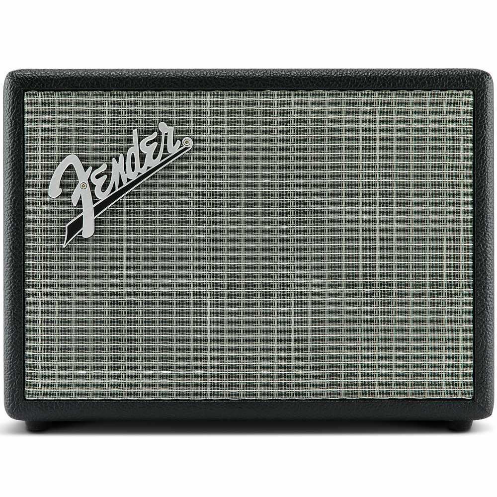 Fender フェンダー Bluetoothスピーカー MONTEREY BLUETOOTH SPEAKER Black and Silver [6960207000]