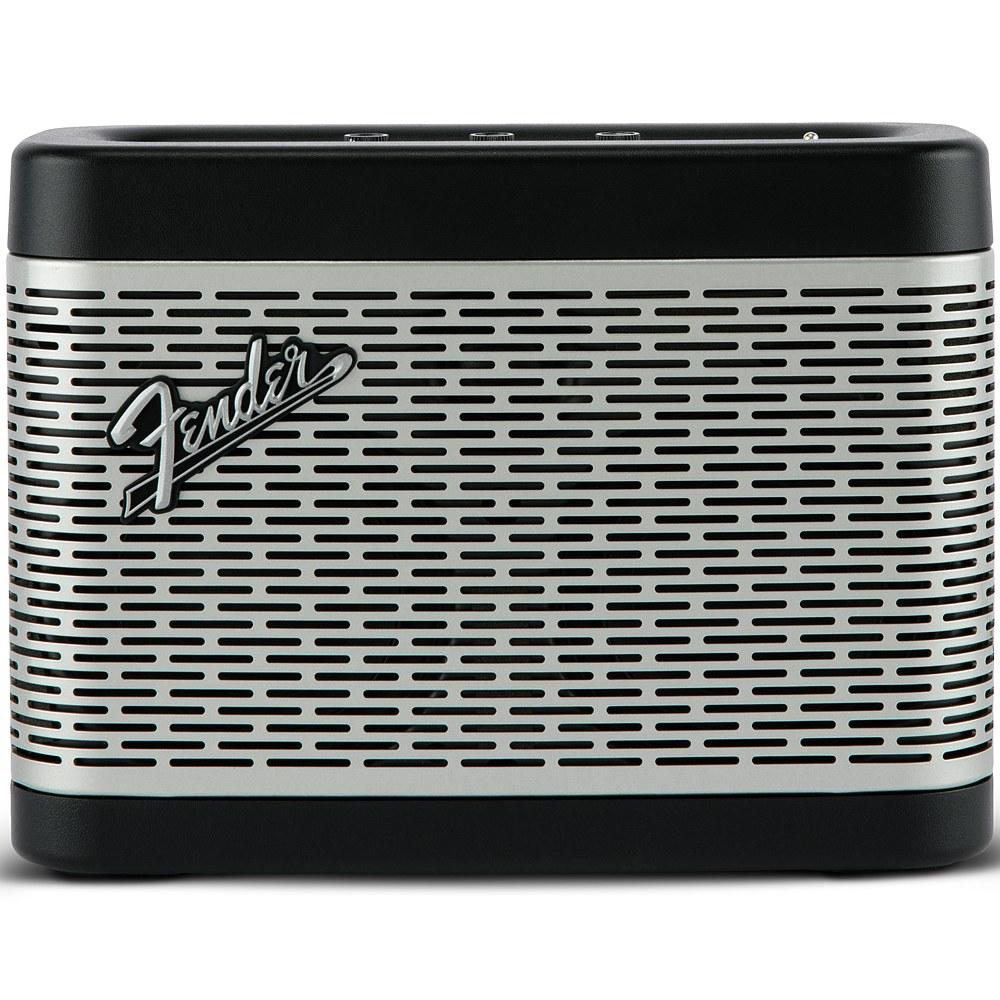 Fender フェンダー Bluetoothスピーカー NEWPORT BLUETOOTH SPEAKER Black [6960100000]