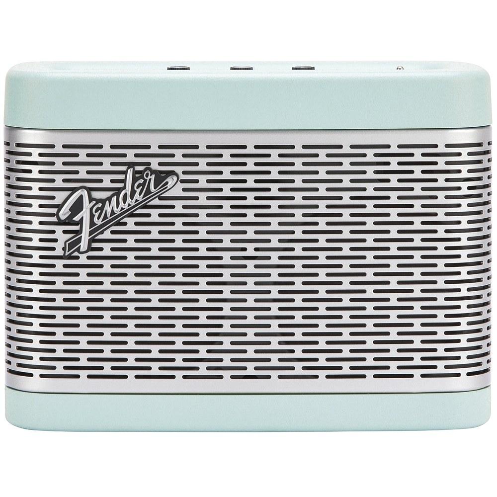 Fender フェンダー Bluetoothスピーカー NEWPORT BLUETOOTH SPEAKER Sonic Blue [6960100072]