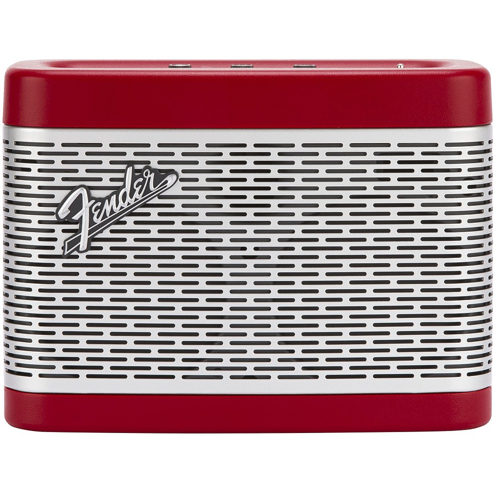Fender フェンダー Bluetoothスピーカー NEWPORT BLUETOOTH SPEAKER Dakota Red [6960100054]