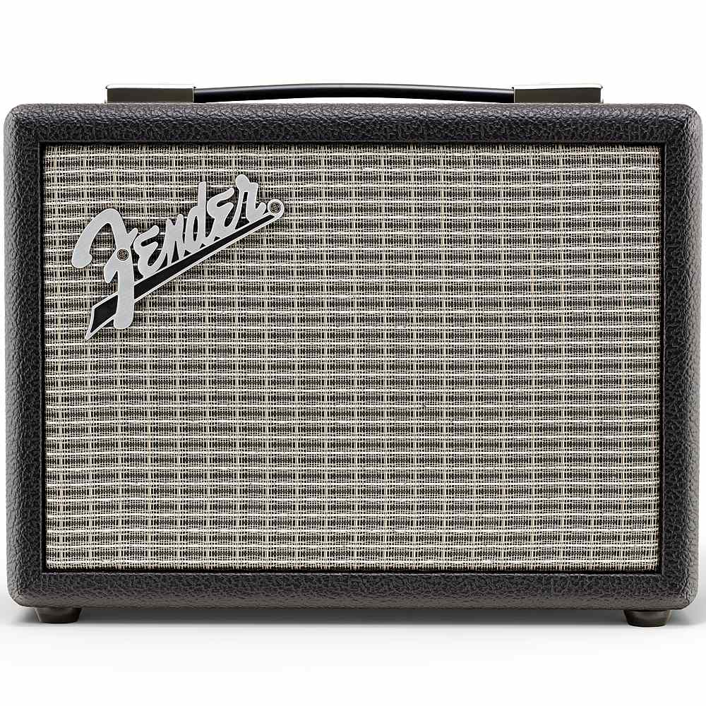 最新アイテム Fender Bluetoothスピーカー INDIO Black インディオ ブラック 人気急上昇 6960133000