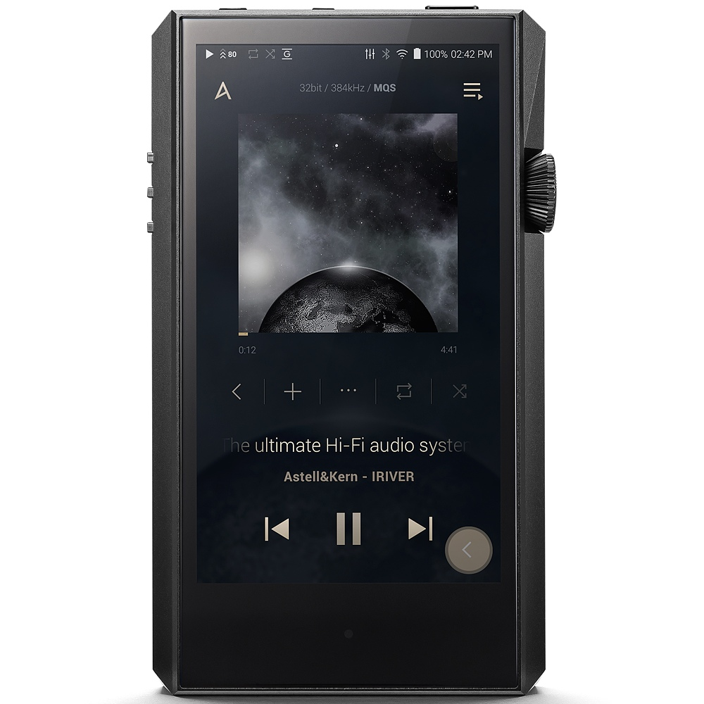 Astell&Kern A&ultima SP1000M Onyx Black [AK-SP1000M-OB] [数量限定モデル]