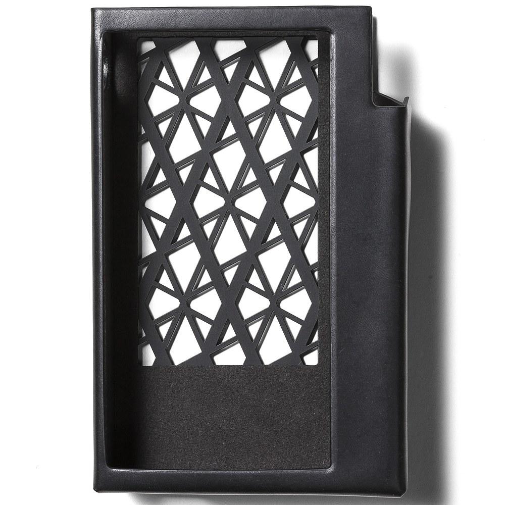 Astell&Kern KANN CUBE Case Black [AK-KANN-CUBE-CASE-BLK KANN CUBE用本革ケース ブラック]