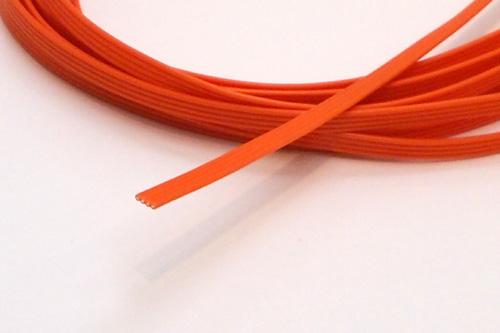 Aug-Lineオーグ+αPTFE被膜線 0.8mm オーグライン (長さ100cm)メール便での発送です。配達日時指定、代引きへ変更の場合は別途費用がかかります。 単線 武藤製作所 青色