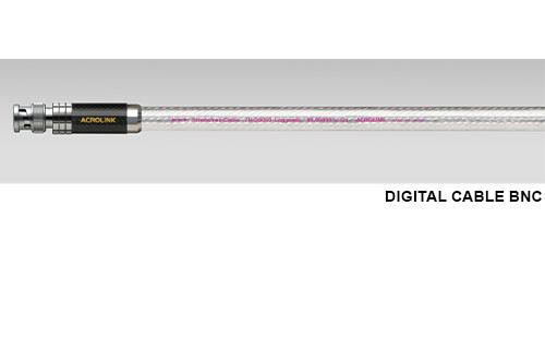 ACROLINK(アクロリンク)7N-D5050 Leggenda DIGITAL BNC(長さ1.0m×1本)デジタルケーブル